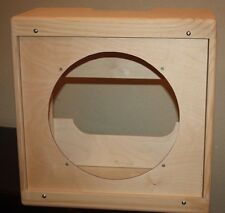 rawcabs custom 5FA2 1x15 unfinished pine narrow panel combo cabinet