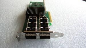 Dell VFHX9 Intel XL710-QD2 40GbE Dual-Port QSFP+ Ethernet Network Adapter