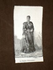 Liliʻuokalani o Lydia Kamakaʻeha di Honolulu nel 1893 Regina delle Hawaii