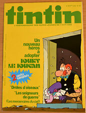 BD Comics Magazine Hebdo Journal Tintin No 29 33e 1978 Touky le Toucan