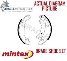 Nouveau Mintex Frein Arrière Chaussures Set de freinage Chaussures GENUINE OE Qualité MFR268
