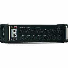 New Behringer SD8 8-Channel I/O Stage Box Digital Snake w/ Remote Control & USB