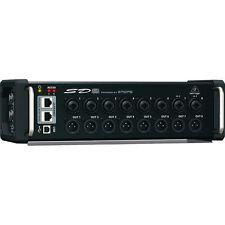 Behringer SD8 8-Channel I/O Stage Box Digital Snake w/ Remote Control & USB