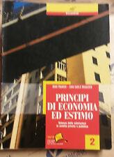 PRINCIPI DI ECONOMIA ED ESTIMO VO.2 - D.FRANCHI G.C.RAGAGNIN - BULGARINI