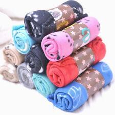 Pet Mat Warm Footprint Printing Design Pet Puppy Cat Mat Blanket Hot Sale
