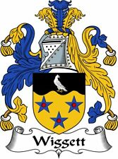 Your Family coat of arms (sent via email) large