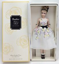 BARBIE FASHION MODEL COLLECTION CLASSIC COCKTAIL DRESS BARBIE SILKSTONE NIB