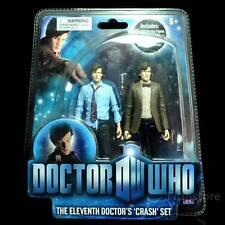 "5"" Doctor Who Figure Eleventh 11th Doctor Crash Set Matt Smith Brown Jacket 156"