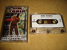 JIM TONIC - Ghetto Electronic 1 : Mixtape  (Tape)  RARITÄT!