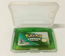 Pokemon Emerald Version US Game Cartridge For Gameboy Advance GBA SP DS Lite