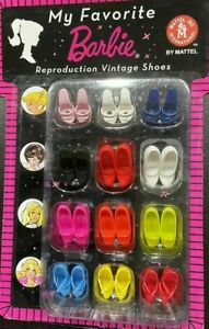 REPRO BARBIE Shoes #1 OT Mules CT Spikes Super Star Sold by the Pair U Choose