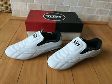 TURF White Martial Arts Shoes Taekwondo, Karate US Size 7