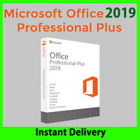 Microsoft Office 2019 Pro Plus🔥PC 🔐 Lifetime License Key 🔥Delivery By Email