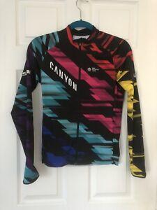 womens rapha UCI Pro Team Canyon/Sram Pro Jersey (S)