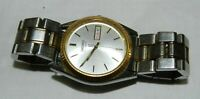 Men's Seiko Watch with Day & Date 7N43-8111, running