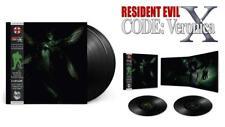 Resident Evil CODE: Veronica X Original Soundtrack/ 2 vinyles neuf sous blister