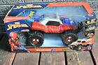 JADA MARVEL SPIDER-MAN RC BUGGY REMOTE CONTROL CAR with USB CHARGER