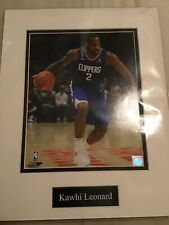 Kawhi Leonard Los Angeles Clippers Action Photo NBA Steiner