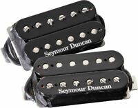 Seymour Duncan Hot Rodded Humbucker Set, Includes SH4 & SH2N Black