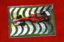 Ferrari F1 2000 Michael Schumacher - Panini SpA Sticker Series #138