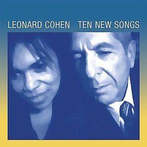Leonard Cohen : Ten New Songs Folk 1 Disc CD