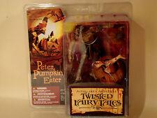 McFarlane Monsters Twisted Fairy Tales Peter Pumpkin Eater Spawn