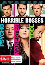 Horrible Bosses - Comedy / Adventure - Colin Farrell, Jennifer Aniston - NEW DVD
