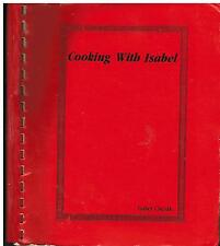 *AYER MA 1987 VINTAGE *WEEKLY TOWN CRIER COOK BOOK *COOKING WITH *ISABEL CHESAK