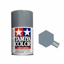 Tamiya TS-32 Haze Grey Spray Paint Can  3.35 oz. (100ml) 85032