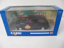 Corgi  London Taxi-Computer Cab  1:36 Scale  New In Box