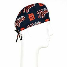 MLB Detroit Tigers Theme Scrub Hat
