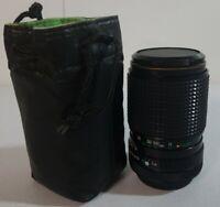 Rare Imado Auto Tele Photo Lens 1:28 135mm No 810281 telephoto With Case