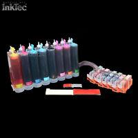 CISS Tinte ink Drucker Nachfüll Tinten Patrone für CANON PIXMA PRO 100 CLI 42