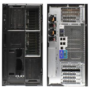 HP ProLiant ML350 Gen9 Tower Server 2xE5-2680 V3 32GB DDR4 P440 16xSFF 2,5 ohne