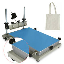 Manual Soldering Paste Printer Aluminum Plate Pcb Smt Stencil Printing 300x240mm