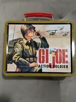 1997 Hasbro GIJoe Action Soldier Limited Ed. Collector Lunchbox Tin