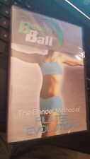 Bender Ball The Bender Method of Pilates Evolution Brand NEW Sealed DVD