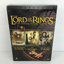 The Lord Of The Rings - Motion Picture Trilogy - Widescreen (6-Disc Dvd Box Set)