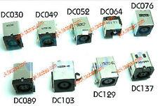 9 Kinds Lot Universal Common DC Power Jack Socket Connector For Dell Laptop 9pcs