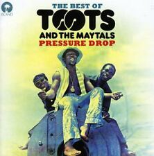 TOOTS AND THE MAYTALS PRESSURE DROP THE BEST OF CD