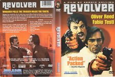 Revolver - Sergio Sollima Oliver Reed Fabio Testi - Blue Underground R0 DVD