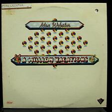 Max Webster - A Million Vacations LP VG+ ST 11937 Vinyl 1979 Record