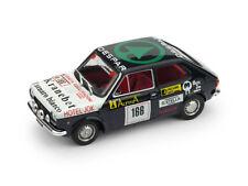 Fiat 127 Rally San Martino 1976 Caneva #166 Brumm 1:43 R552 Model MMC