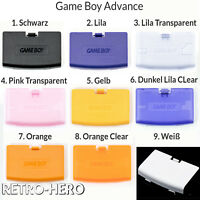 Gameboy Advance Batterie Deckel Klappe game boy Akku Door Cover Batteriedeckel