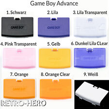 Game Boy Advance Batteriedeckel Fach Deckel Klappe Akku Gameboy Battery Cover