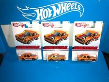 New ListingLot Of (3) 1971 Datsun 510,From The 2020 Flying Customs Hot Wheels,Wave 1,Orange