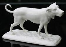 """Nymphenburg Figur """" Hund - Schloßhund """" , Topzustand , sammelwürdig !!!"""
