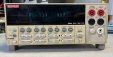 Keithley 2000 Benchtop 6 12 Digit 65 Multimeter