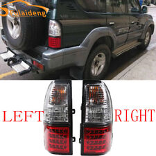 For Toyota Land Cruiser Prado FJ90 LC90 3400/2700 1998-2002 LED Rear Tail Lamps