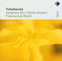 """Tchaikovsky: Symphony No. 1 """"Winter Dreams"""", Francesca Da Rimini -  CD 9IVG The"""